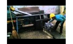 Automatic Metal Baler (Enerpat) Video