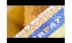Wood shavings baler from Enerpat - Video