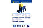 Model GWS3030 - General Waste Shredders - Datasheet