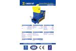 Model GWS3530 - General Waste Shredder - Brochure