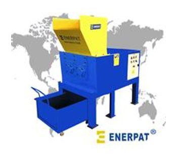 Enerpat - Model HDS-5000 - Rubbish shredder