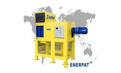 Enerpat - Model KSS5000 - Arden Organics Shredder