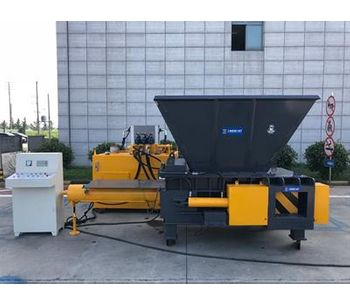 Automatic Aluminum UBC Cans Baler-1