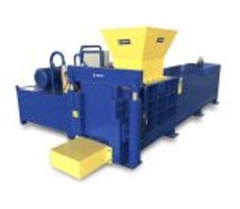 Sawdust Baling Machine-1