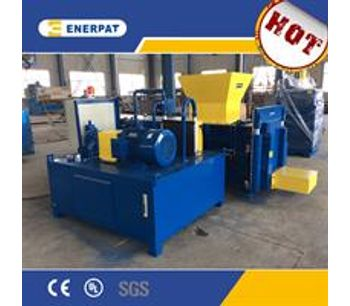 Sawdust Baling Machine-3
