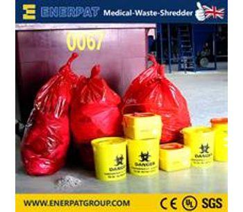Medical Waste Shredder-3