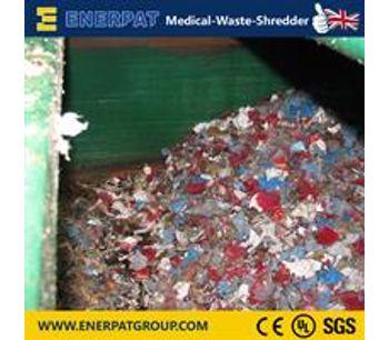 Medical Waste Shredder-4