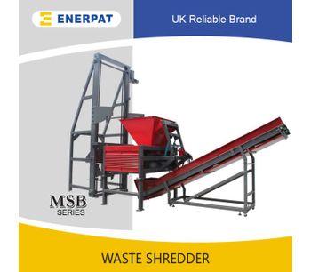Medical Waste Shredder-1