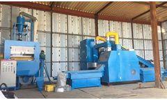 Enerpat - Model WG-100 - Scrap Cable Recycling Equipment