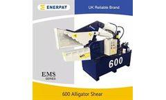 Enerpat - Model EMS-600 - Alligator Shear For Catalytic Converter