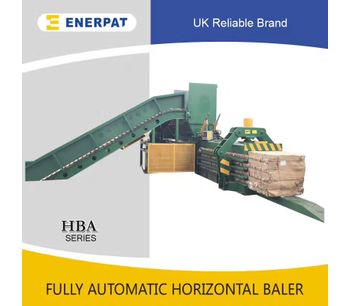 Fully Automatic Horizontal Baler-3