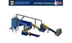 Enerpat - Scrap Radiator Recycling Plant