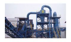 Enerpat - Model SSL1000 - Scrap Metal Recycling Plant