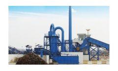 Enerpat - Model SSL1500 - Scrap Metal Recycling Plant