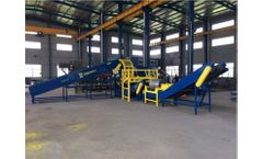 Enerpat - Model SSL600 - E-Waste Recycling Plant