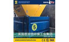 Enerpat - Model ES-S1050 - Food Waste Shredder