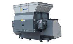 Enerpat - Model MSA-TW Series - Single Shaft Shredder