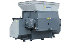 Enerpat - Model MSB-G1200 & MSA-F1500 - Wood Pallet Shredder