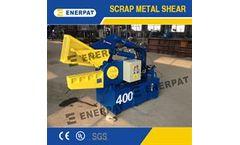 Enerpat - Model EMS-400 - CAT Shear