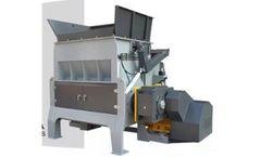 Enerpat - Model MSA-N1700 - Economic Documents Single Shaft Shredder Machine