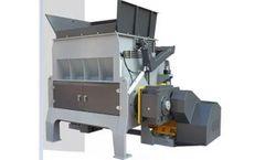 Enerpat - Model MSA-N (1.5-9.0T/H) - Single Shaft Shredder