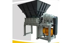 Enerpat - Model MSA-PS Series - High Efficiency Single Shaft Pre-Shredder