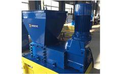 Enerpat - Model MSB11 - High Efficiency Double Shaft Shredder Machine for Hard Drive