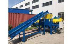 Enerpat - Model MSB-E37 - Universal Waste Shredders Factory for Chemical Barrel