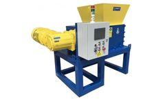 Enerpat - Model MSB-E15 - Quality Waste Two Shaft Shredder
