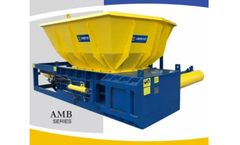 Enerpat - Model AMB-H - Automatic Tire Wire Baler