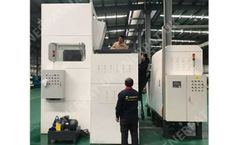 Enerpat - Metal Chip Briquetting Press System