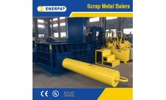 Enerpat - Hydraulic Car Parts Press Machine