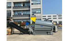 Enerpat - Used Oil Filter Recycling Line