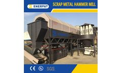 Enerpat - Aluminum Scrap Shredding Line