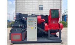 Enerpat - Europe Standard Small Transformers Granulating Machine