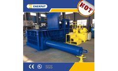 Enerpat - Model AMB-200XL - Aluminum Extrusion Baler