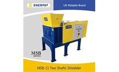 Enerpat - Model GWS-2525 - Waste Paper Shredder