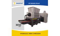 Enerpat - Model HDS-1500 - Hydraulic Drived Shredder