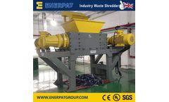 Enerpat - Model HDS-3000 - Heavy Duty Waste Shredders