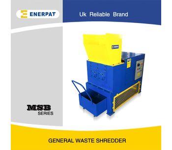 Rubbish shredder -2