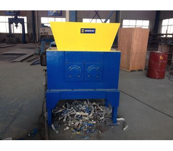 Rubbish shredder -3