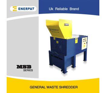 Rubbish shredder -1