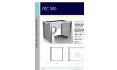 Flextraction - Model ULT LAS 400 - Laser Fume Filtration Unit - Brochure