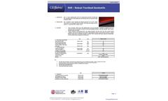 RK9 - Robust Trackbed Geotextile - Datasheet