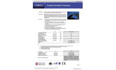 Tracktex Formation Treatment - Datasheet