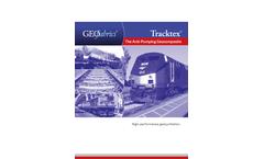 Tracktex - Anti-Pumping Geocomposite - Brochure