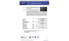 RK4 - Trackbed Geocomposite - Datasheet