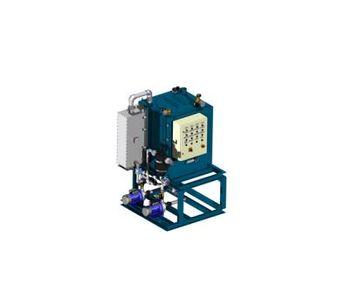 Evac Orca - Model IV - Electrolytic Wastewater Treatment Plant