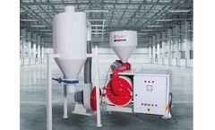 Netplasmak - Model NP - Plastic Micronizer Machines