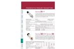 Model Series 21 Y - Piezoresistive Pressure Transmitters Brochure
